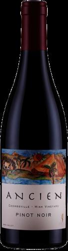 2017 Coombsville Mink Vineyard Pinot Noir