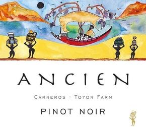 Ancien Carneros Toyon Farm Pinot Noir Vertical Tasting