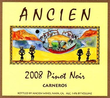 2008 Carneros Pinot Noir