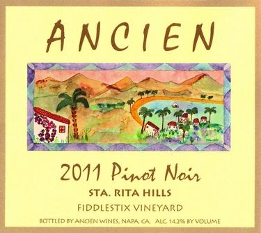 "2011 Sta Rita Hills ""Fiddlestix Vineyard"""