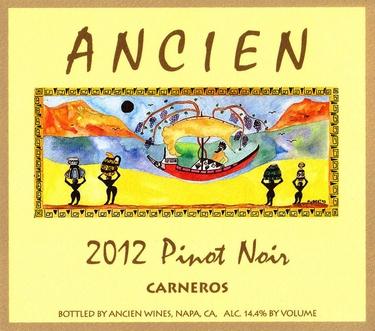2012 Carneros Pinot Noir