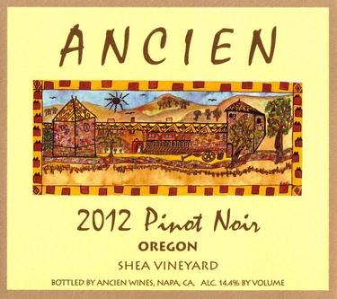 """2012 Oregon """"Shea Vineyard"""""""