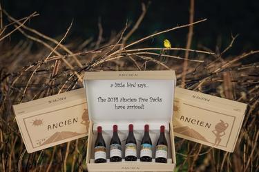 """2014 Ancien """"5 Pack of Pinot Noir"""""""