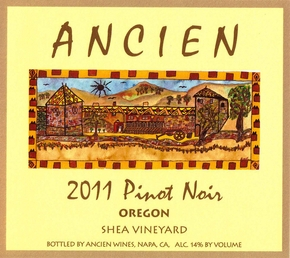 """2011 Oregon """"Shea Vineyard"""""""