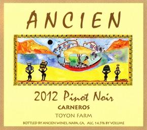 """2012 Carneros """"Toyon Farm"""""""