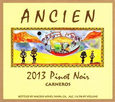 2013 Carneros Pinot Noir