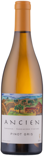 "2015 Carneros ""Sangiacomo Vineyard"" Pinot Gris"