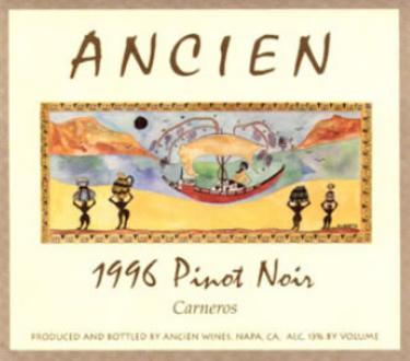1996 Carneros Pinot Noir