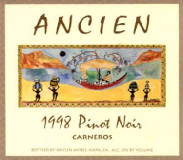 1998 Carneros Pinot Noir