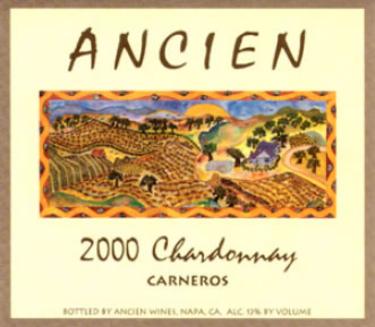 2000 Carneros Chardonnay