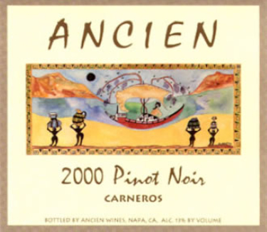 2000 Carneros Pinot Noir