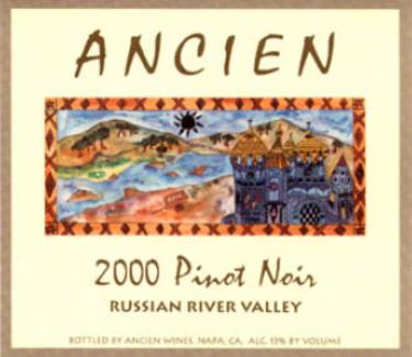 2000 Russian River Pinot Noir