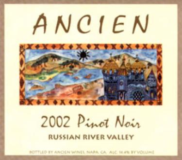 2002 Russian River Pinot Noir