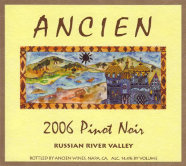 2006 Russian River Pinot Noir
