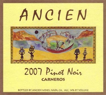 2007 Carneros Pinot Noir