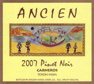 """2007 Carneros """"Toyon Farm"""""""