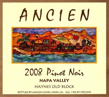 """2008 Napa Valley """"Haynes Vineyard"""""""