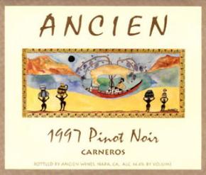 1997 Carneros Pinot Noir