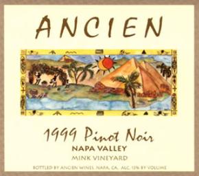 1999 Napa Valley Pinot Noir