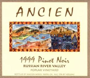 1999 Russian River Pinot Noir