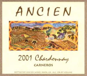 2001 Carneros Chardonnay