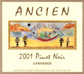 2001 Carneros Pinot Noir