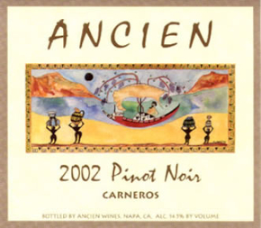 2002 Carneros Pinot Noir