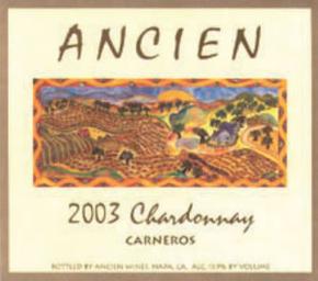 2003 Carneros Chardonnay