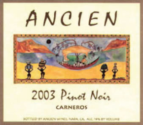 2003 Carneros Pinot Noir