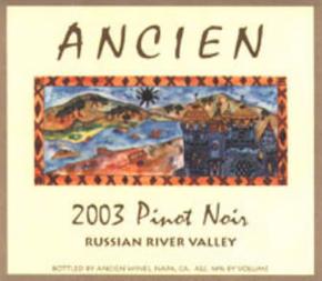 2003 Russian River Pinot Noir