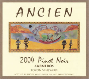 2004 Carneros Pinot Noir