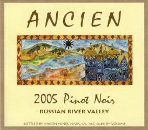 2005 Russian River Pinot Noir