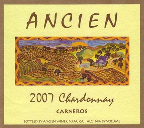2007 Carneros Chardonnay