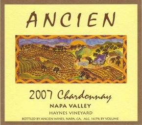 """2007 Napa Valley """"Haynes Vineyard"""""""