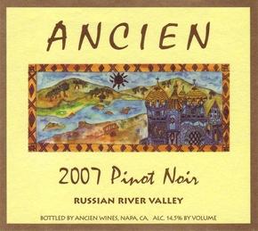 2007 Russian River Pinot Noir