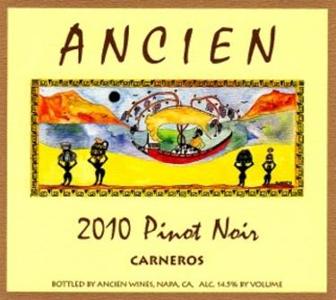2010 Carneros Pinot Noir