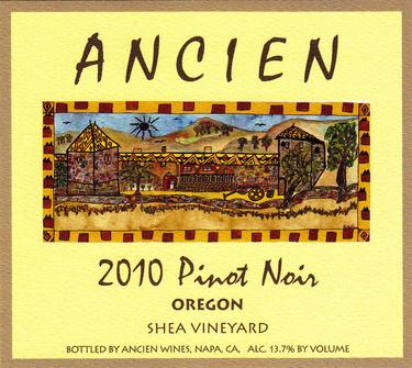 """2010 Oregon """"Shea Vineyard"""""""