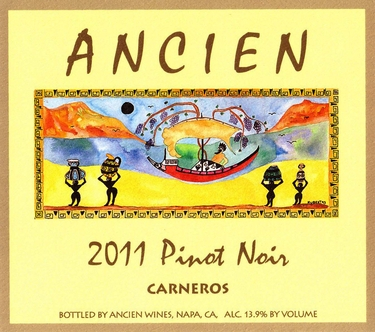 2011 Carneros Pinot Noir