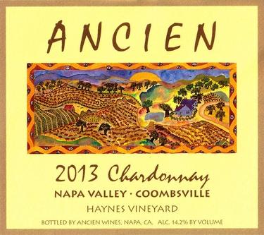 2013 Napa Valley-Coombsville Haynes Vineyard Chardonnay