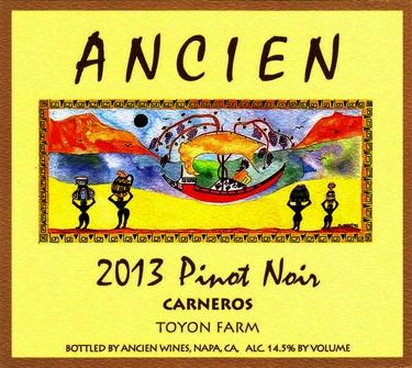 2013 Carneros Toyon Farm Pinot Noir