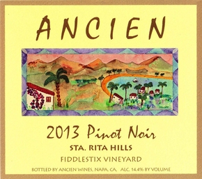 "2013 Sta Rita Hills ""Fiddlestix Vineyard"""