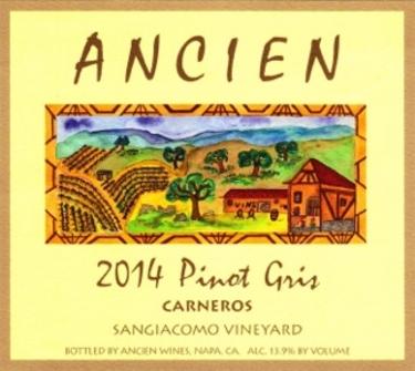 "2014 Carneros ""Sangiacomo Vineyard"""