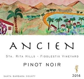 2014 Sta. Rita Hills Fiddlestix Vineyard Pinot Noir