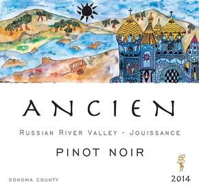 """2014 Russian River """"Jouissance"""" Pinot Noir"""