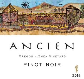 2014 Oregon Shea Vineyard Pinot Noir