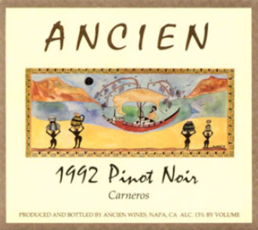 1992 Carneros Pinot Noir
