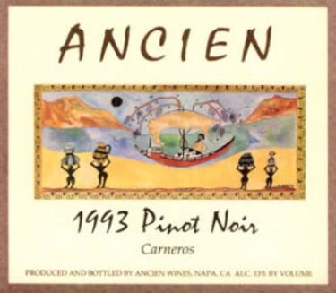 1993 Carneros Pinot Noir